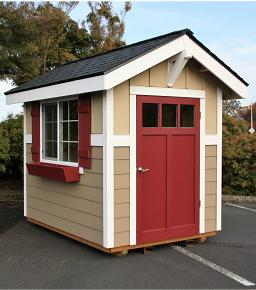 the antidote to the ugly shed - Garden Sheds Oregon