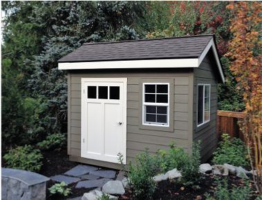 joneses: attractive storage sheds in the portland oregon metro area